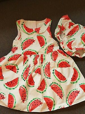 Next baby girl dress 12-18 months never worn only washed