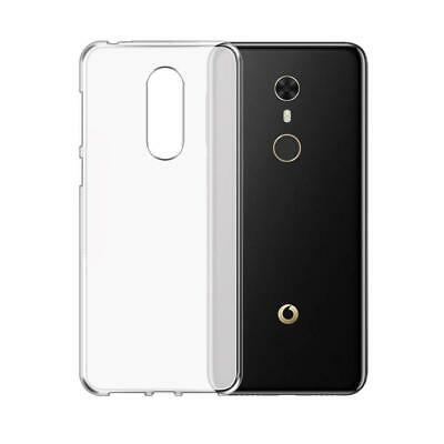 For Vodafone Smart N9 & N9 Lite New Clear Genuine Silicone Gel Phone Case Cover
