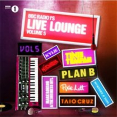 Various Artists-Bbc Radio 1'S Live Lounge Vol 5  (UK IMPORT)  CD NEW