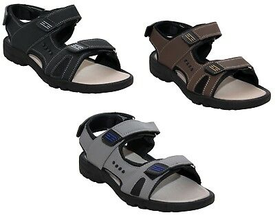 Mens Summer Walking Sports Hiking Beach Holiday Boys Casual Sandals Shoes Size