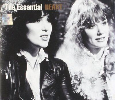 Heart - The Essential Heart [CD]
