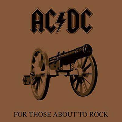 AC/DC - For Those About To Rock [We Salute You] [CD]