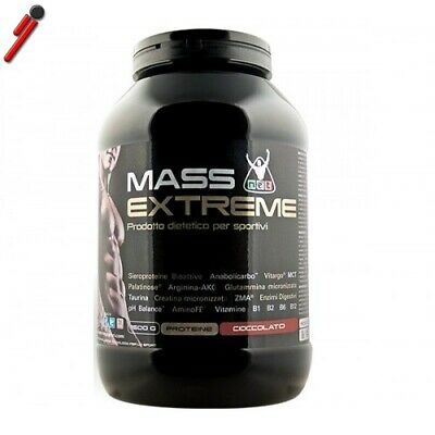 Net Integratori, Mass Extreme, 1500 g. Gainer