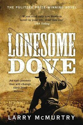 Lonesome Dove Book | Mcmurtry, Larry PB 1447203054 GDN NEW