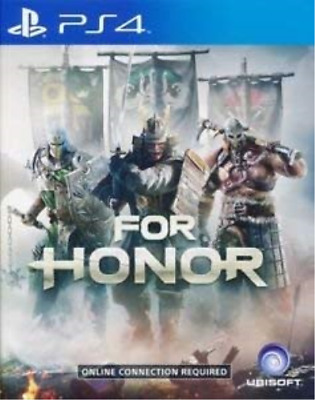 PS4-For Honor - En/Cn (Resealed) (Ps4)  (UK IMPORT)  GAME NEW