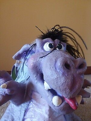 """Latex Puppet by T. Oliver Koran """"Gilbert"""" # 209/750 made in 1998"""