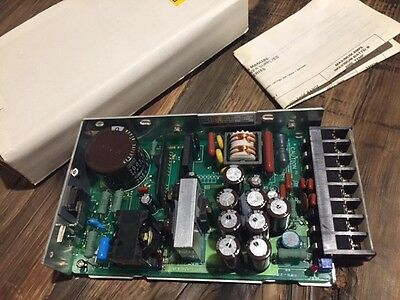 Switching Power Supply 5V -12V 12V DC with Terminals and Metal Frame Fast USA!!