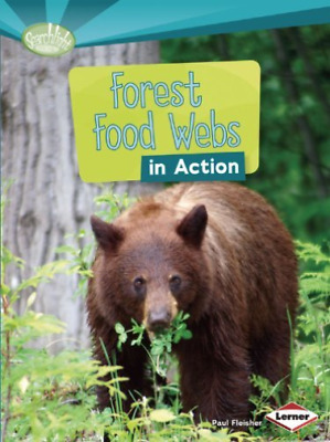 Forest Food Webs In Action  (Uk Import)  Book New