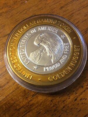 Golden Nugget, Proud And Free, .999 SilverStrike
