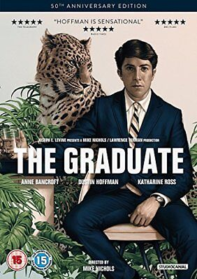 The Graduate 50th Anniversary Edition [DVD] [1967][Region 2]