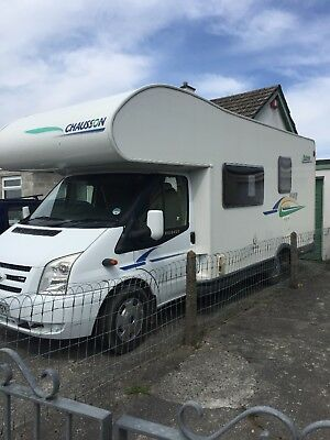 Ford Chausson Motorhome