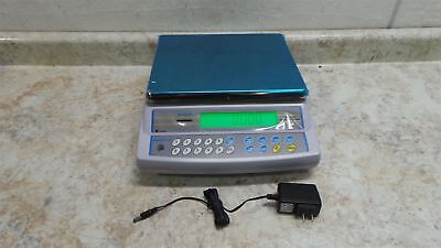 Adam Equipment CBK 100A 100 Lb/48kg Cap Digital Compact Bench Scale