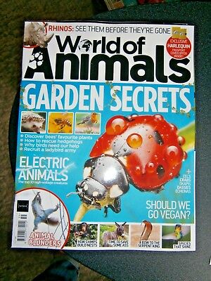 World Of Animals Magazine Issue 59 (new) 2018
