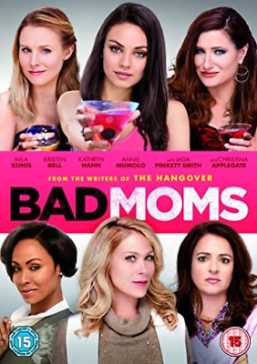 Bad Moms  (UK IMPORT)  DVD NEW