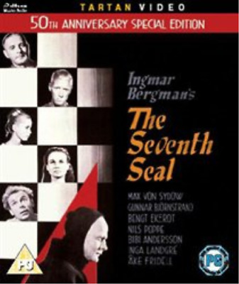 Bibi Andersson, Bengkt Ekerot-Seventh Seal  (UK IMPORT)  Blu-ray NEW