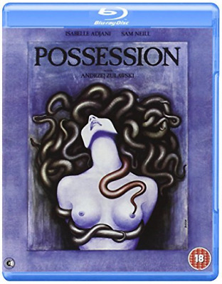 Sam Neill, Isabelle Adjani-Possession  (UK IMPORT)  Blu-ray NEW