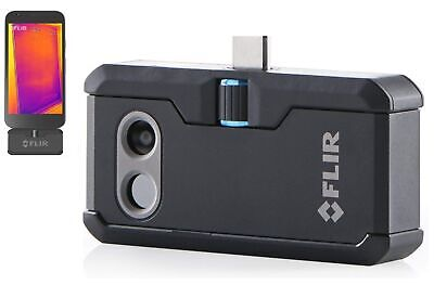 FLIR ONE PRO LT ProGrade Thermal Camera for Android Smartphone USB-C 435-0013-03
