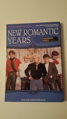 Shinko Music Book - New Romantic Years - Flashback Series Duran etc * V RARE*