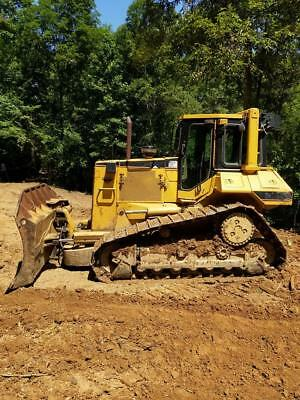 2001 Cat D6M XL Crawler Dozer with Cab! Work Ready!