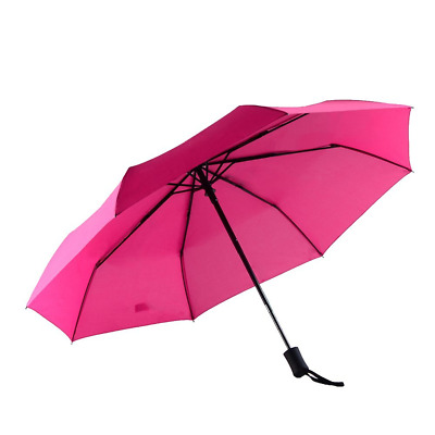 Automatic Compact Travel Umbrella Waterproof&Windproof Unbreakable US shipping