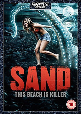 The Sand  (UK IMPORT)  DVD NEW