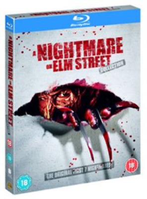 Tom Arnold, Elinor Donahue-Nightmare On Elm Street 1-7  (UK IMPORT)  Blu-ray NEW