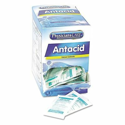 PHYSICIANSCARE 90089 Antacid Tablets,PK50