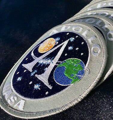 New NASA Apollo Program Patch