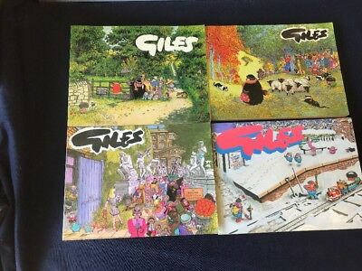 Giles annuals series 33,39,40,44.