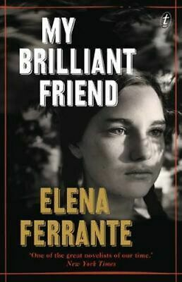 NEW My Brilliant Friend By Elena Ferrante Paperback Free Shipping