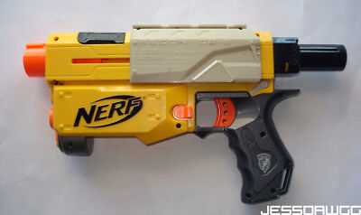 no ammo used Nerf Recon CS-6 N-Strike dart gun blaster for cosplay star wars