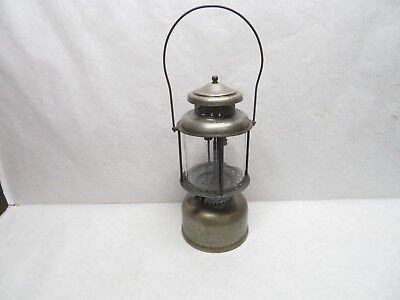 Vintage Double Mantel Coleman Quick-Lite Lantern Early Model Patent May 13, 1919