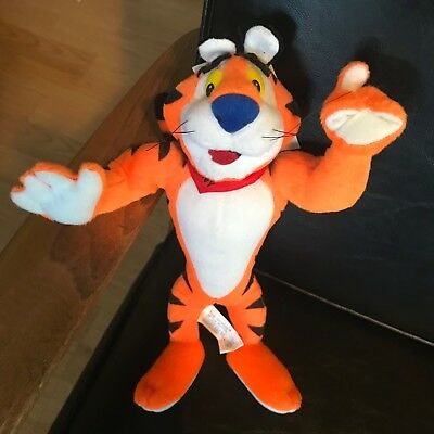 2002 Tony the Tiger Plush Toy. New with Tags! Excellent Condition!