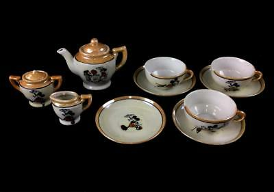 C.1930s Japanese Mickey Mouse Mini Tea Set Lot 1111