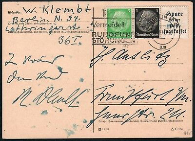 Germany Postcard -  (#973)