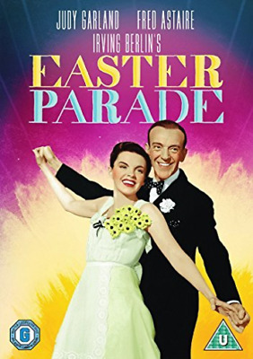 Judy Garland, Fred Astaire-Easter Parade  (UK IMPORT)  DVD NEW