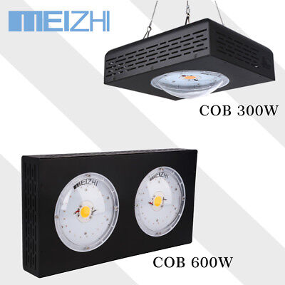 MEIZHI COB 300W  600W CreeLED Grow Light Full Spectrum Indoor Plant for beginner