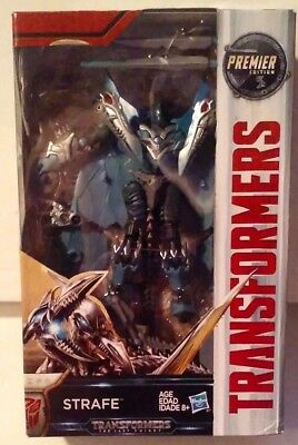 Transformers The Last Knight Premier Edition Deluxe Dinobot Strafe New MISB