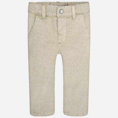 Mayoral 6 Month Baby boy long twill chino trousers 521 RRP £18