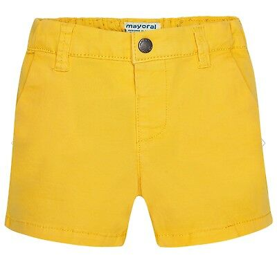 New Mayoral Baby Boy chino shorts , Age 6 Months , (207)