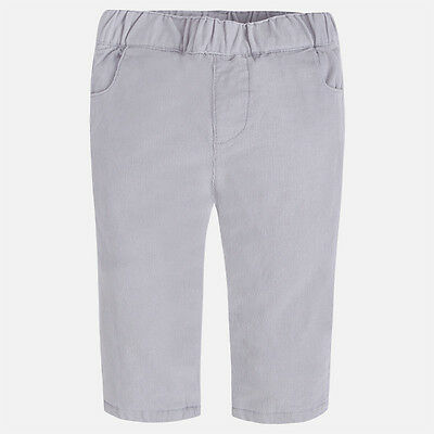 New Mayoral Baby Boy cord trousers, age 1-2 months