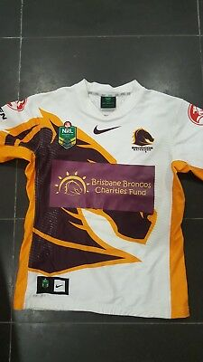 brisbane broncos nike jersey Player Issue Not available for public purchase.