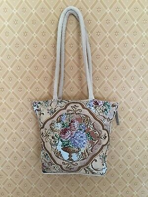 Tapestry Jaquard Shoulder Bag New BUY IT NOW