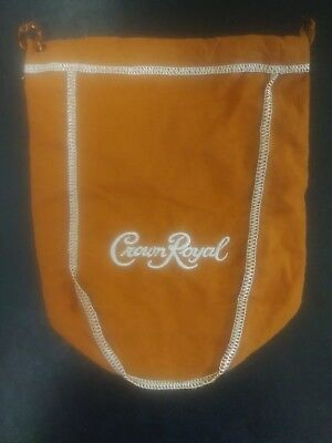 1 Crown Royal Bag, Salted Caramel, Orange, 750ml