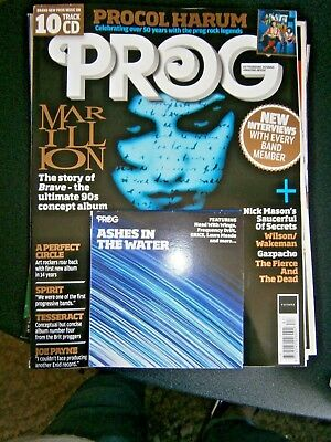 Prog Magazine & CD May Issue 2018 (new)
