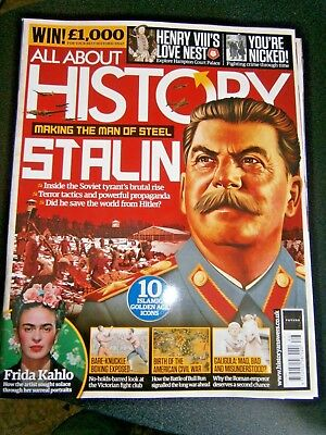 All About History Magazine Issue 66 (new) 2018