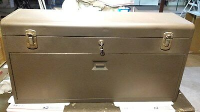 Kennedy 526 8 drawer Machinist's tool chest