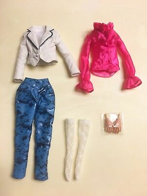 Integrity Toys Jem & The Holograms KIMBER BENTON Color Infusion Body Doll OUTFIT