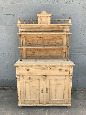 Fantastic Antique French Cupboard/sideboard, Beautiful Patina