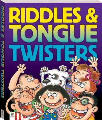 Riddles And Tongue Twisters  (Uk Import)  Book New